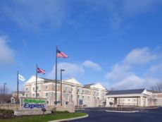 Holiday Inn Express Columbus - Dublin in Marysville, Ohio