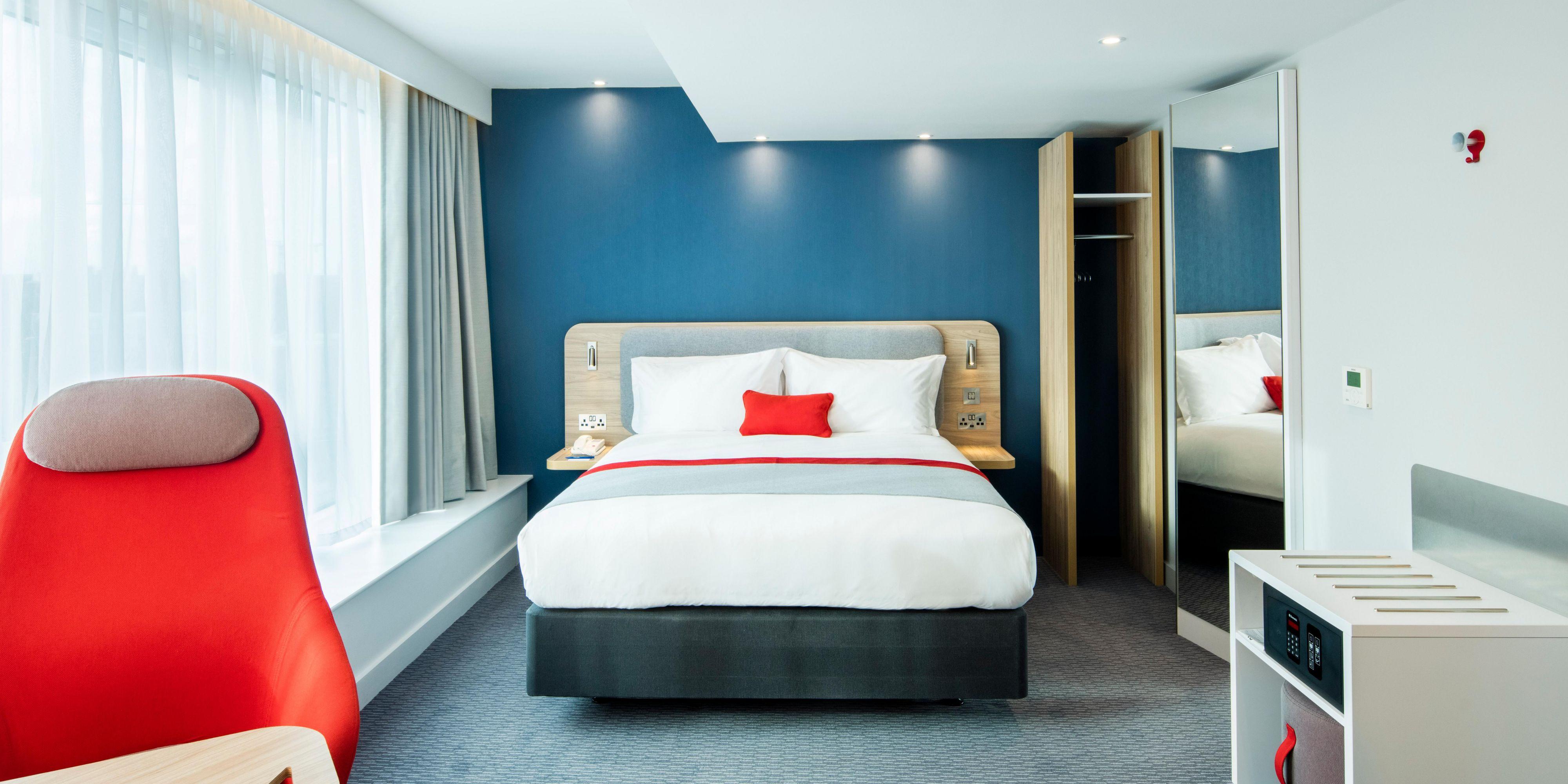 Holiday Inn Express Dublin City Centre Hotel by IHG