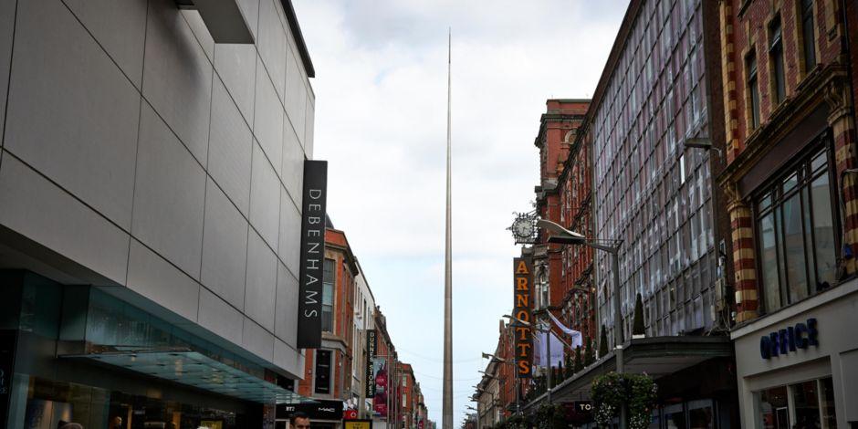 Central Hotel Holiday Inn Express Dublin City Centre