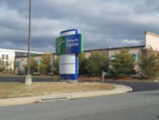 Holiday Inn Express Edgewood-Aberdeen-Bel Air in Chestertown, Maryland