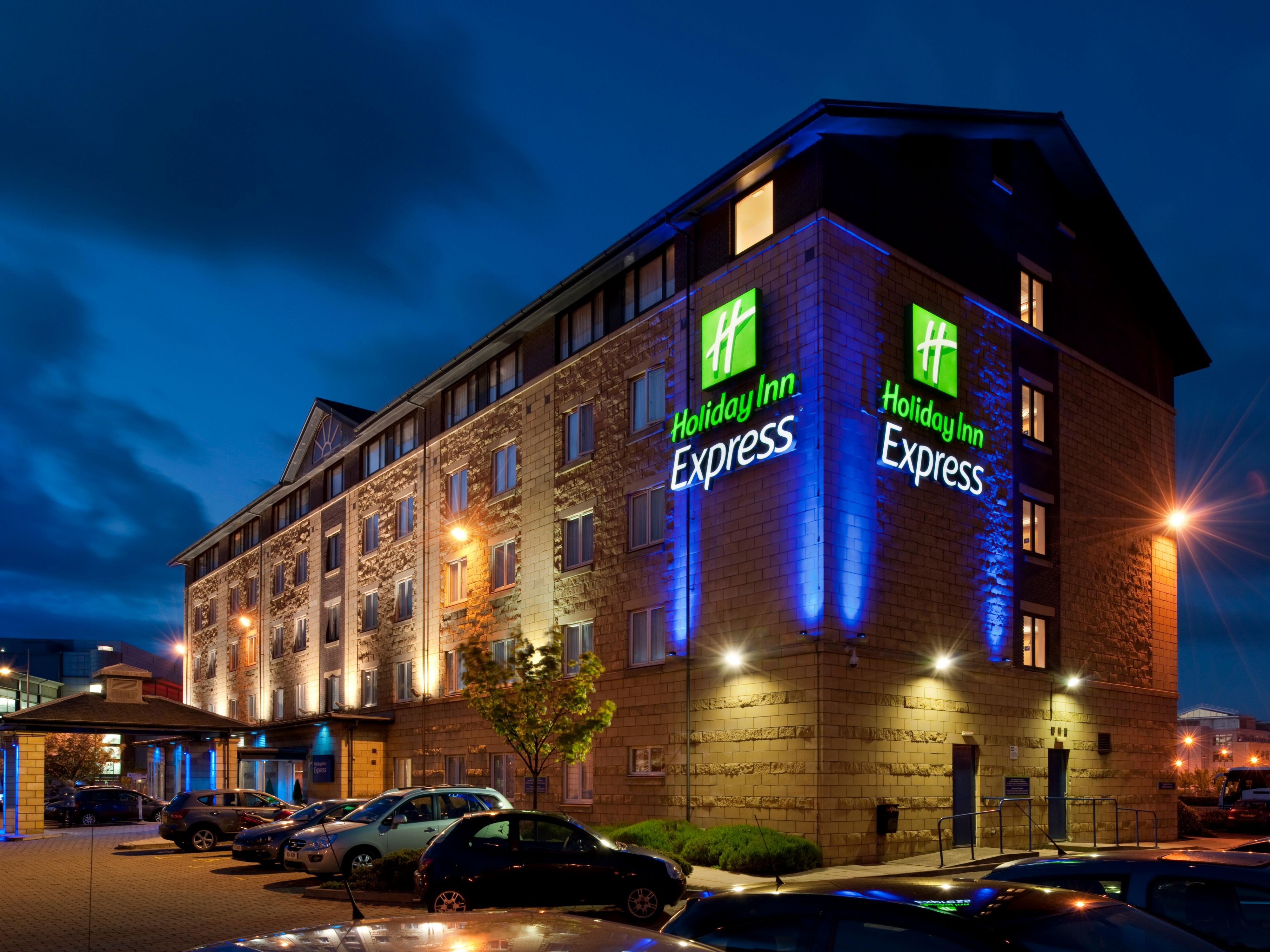 Your Holiday Inn Express hotel in Edinburgh Waterfront
