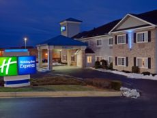 Holiday Inn Express Hendersonville-Flat Rock in Brevard, North Carolina