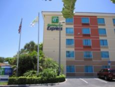 Holiday Inn Express Ft. Lauderdale Cruise-Airport in Plantation, Florida
