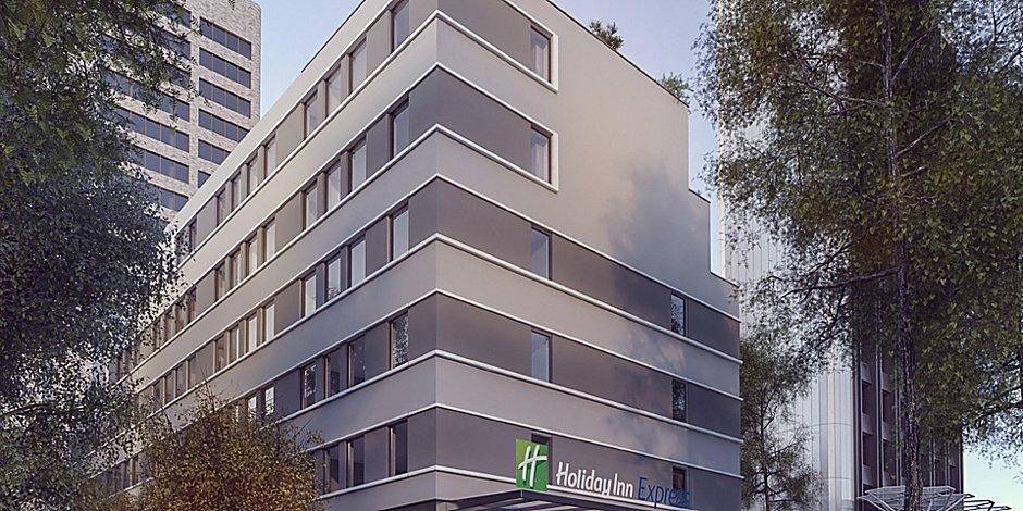Hotels Im Westend Frankfurt Holiday Inn Express Frankfurt Westend