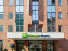 Holiday Inn Express Francoforte City -Hauptbahnhof in Frankfurt, Germany