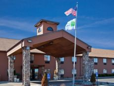 Holiday Inn Express Fremont (Angola Area) in Auburn, Indiana