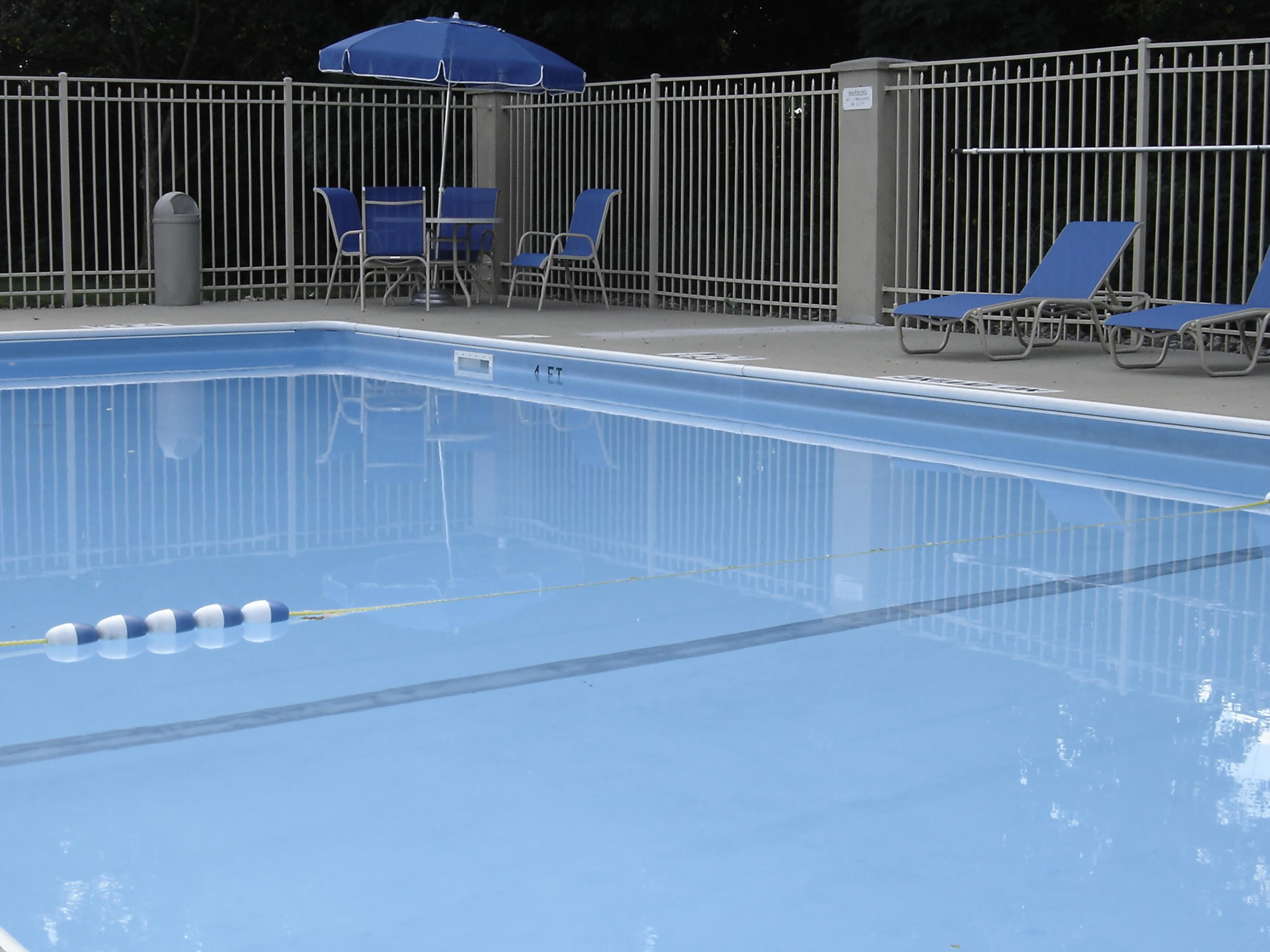 Enjoy our heated outdoor pool all summer long