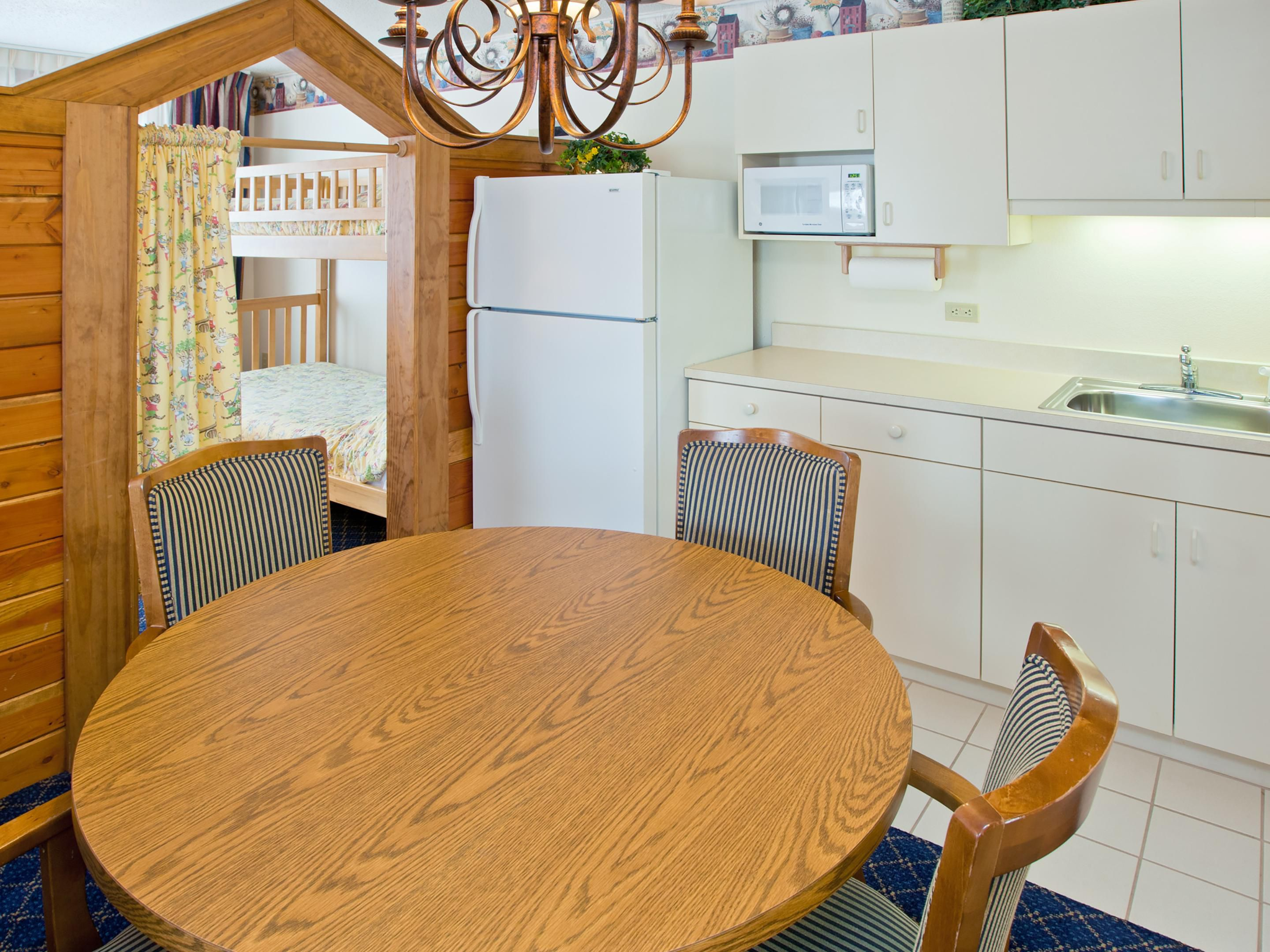 Kids/Family Suite with kitchenette