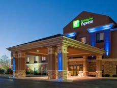 Holiday Inn Express Gas City in Huntington, Indiana