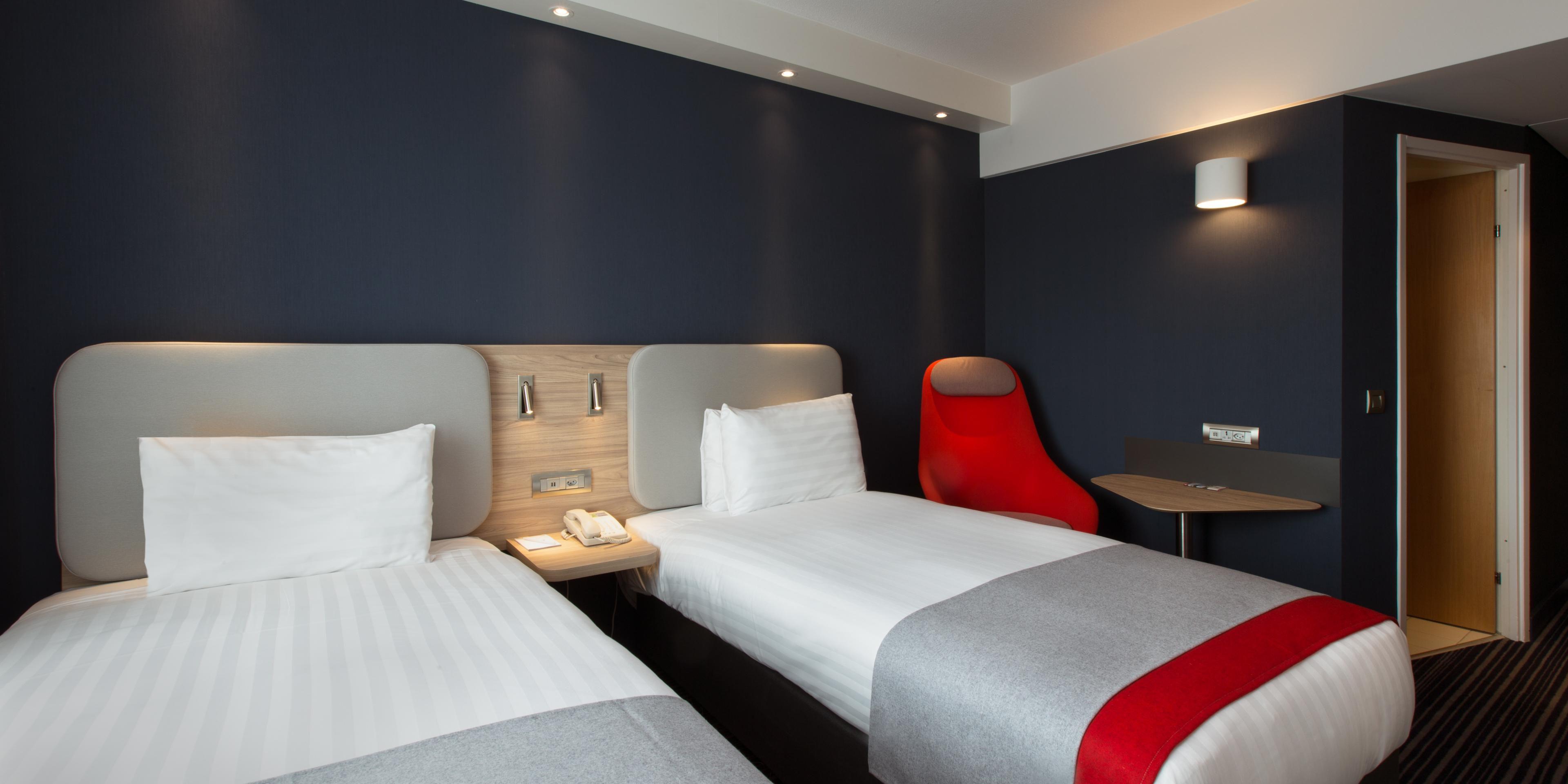 Holiday Inn Express Geneva Airport Hotel by IHG