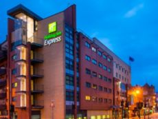 Holiday Inn Express Glasgow - Centre Riverside in Hamilton, United Kingdom