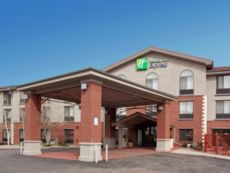 Holiday Inn Express Glenwood Springs (Aspen Area) in Silt, Colorado