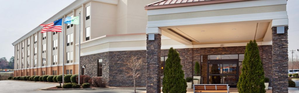 Our Greensboro Hotel Is Right Off I 40 And Wendover Avenue