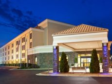 Holiday Inn Express Greensboro-(I-40 @ Wendover) in Burlington, North Carolina