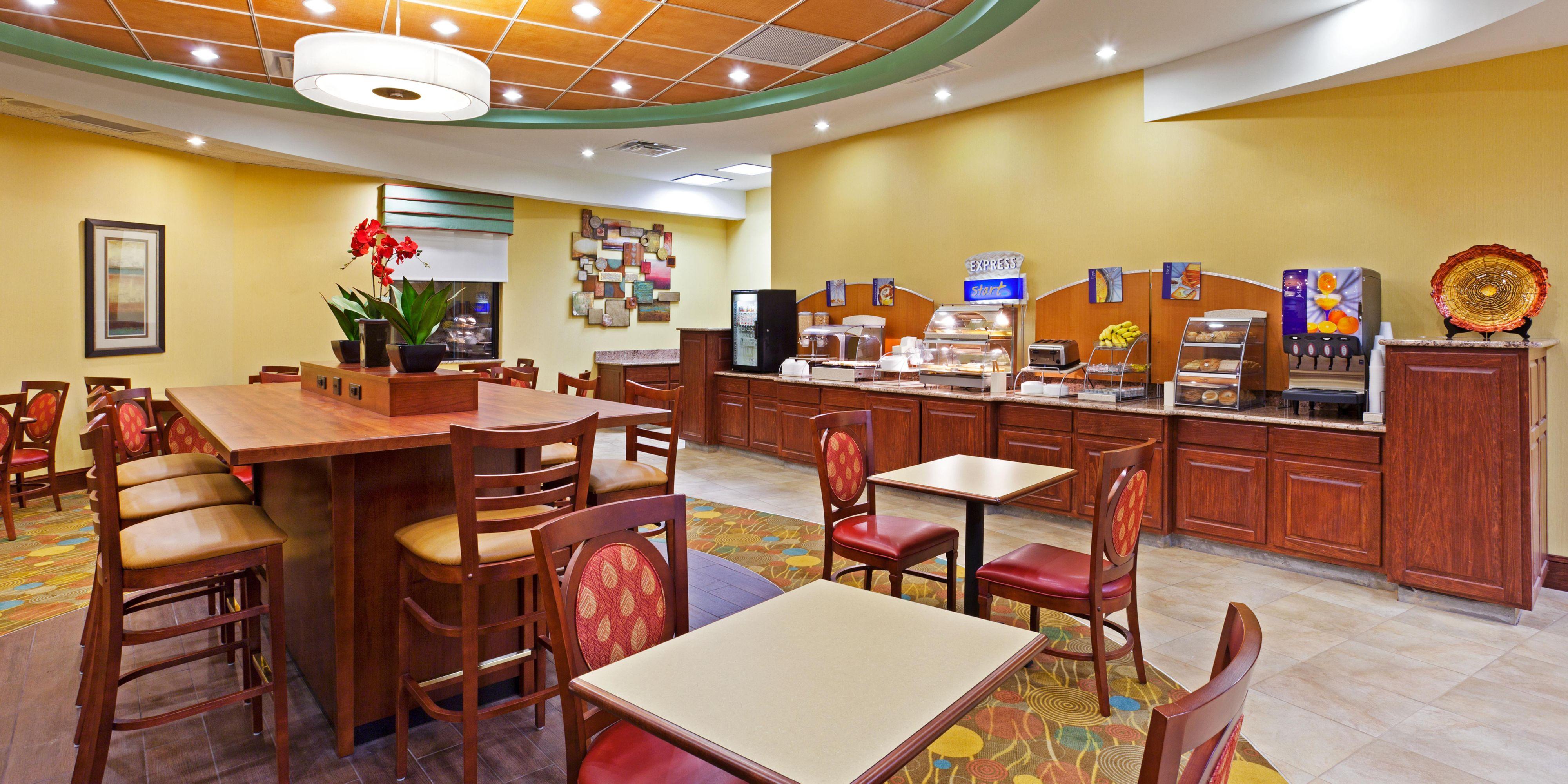 Holiday Inn Express Greensboro-(I-40 @ Wendover) Hotel by IHG