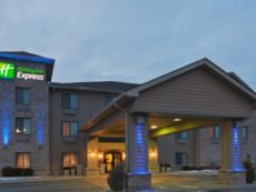 Holiday Inn Express Greensburg in Shelbyville, Indiana