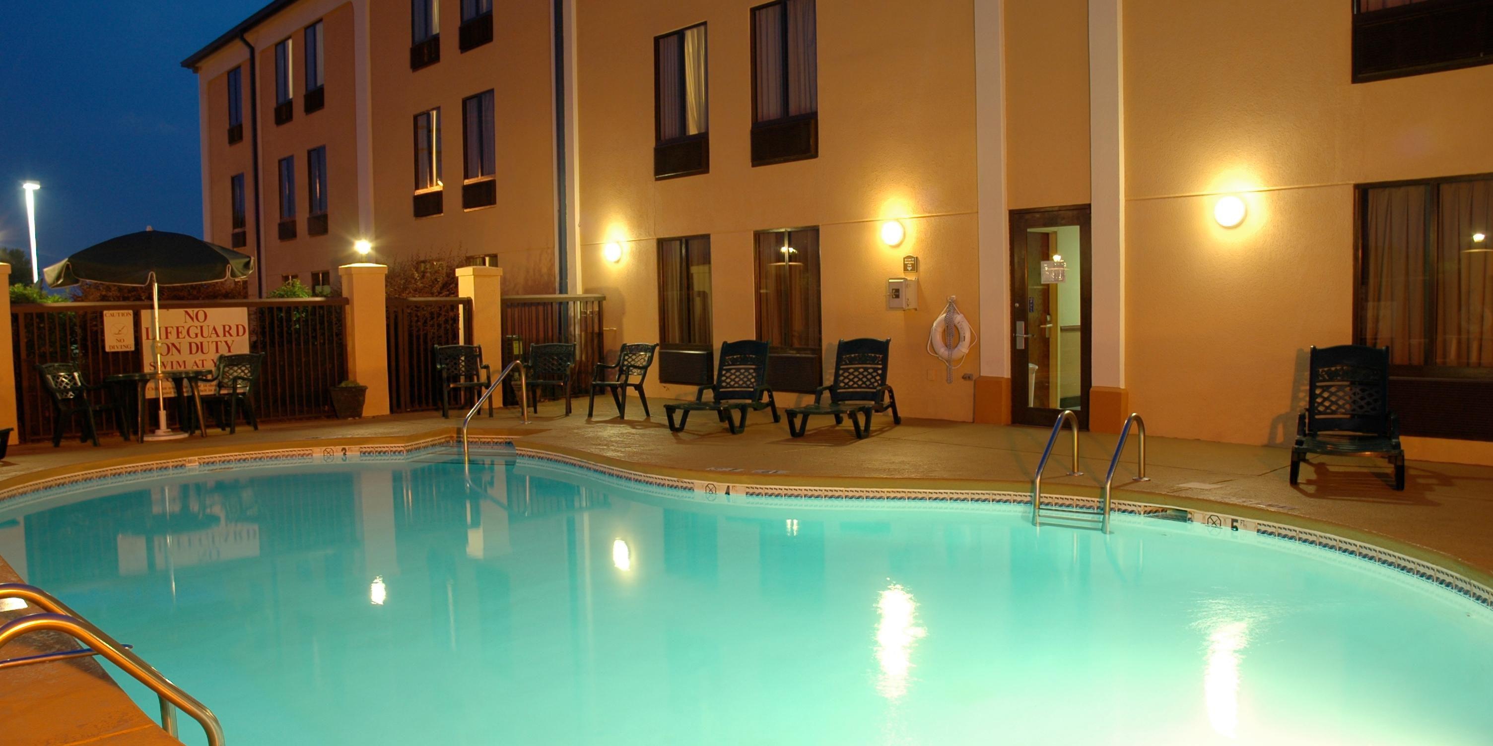 Holiday Inn Express Greer 2533242520 2x1