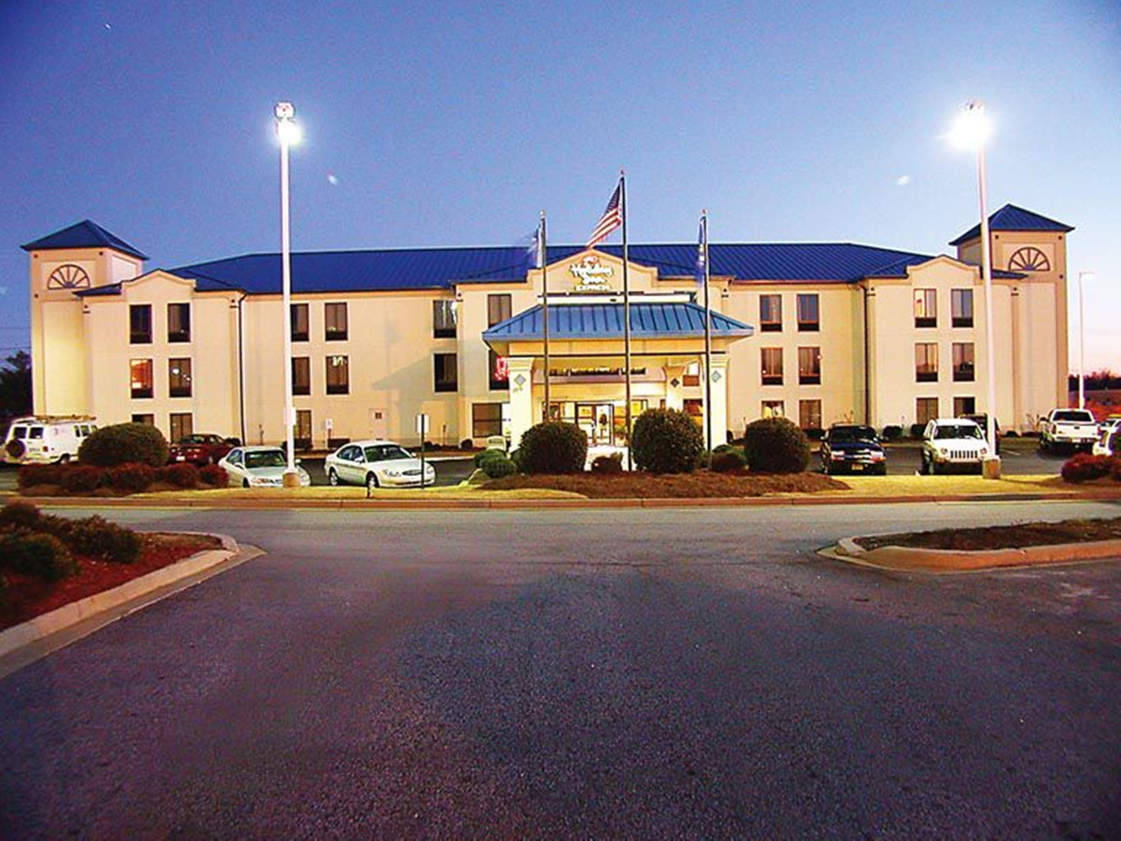 Extended Stay Hotels Greer Sc