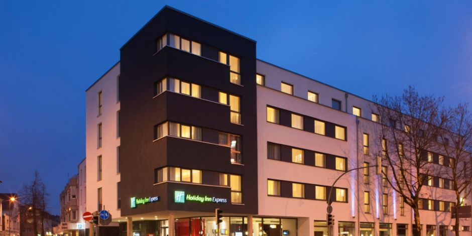 Hotels in Gütersloh: Holiday Inn Express Gütersloh, De