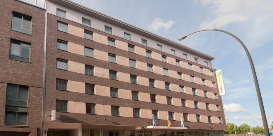 Holiday Inn Express Hotel Hamburg St Pauli Messe