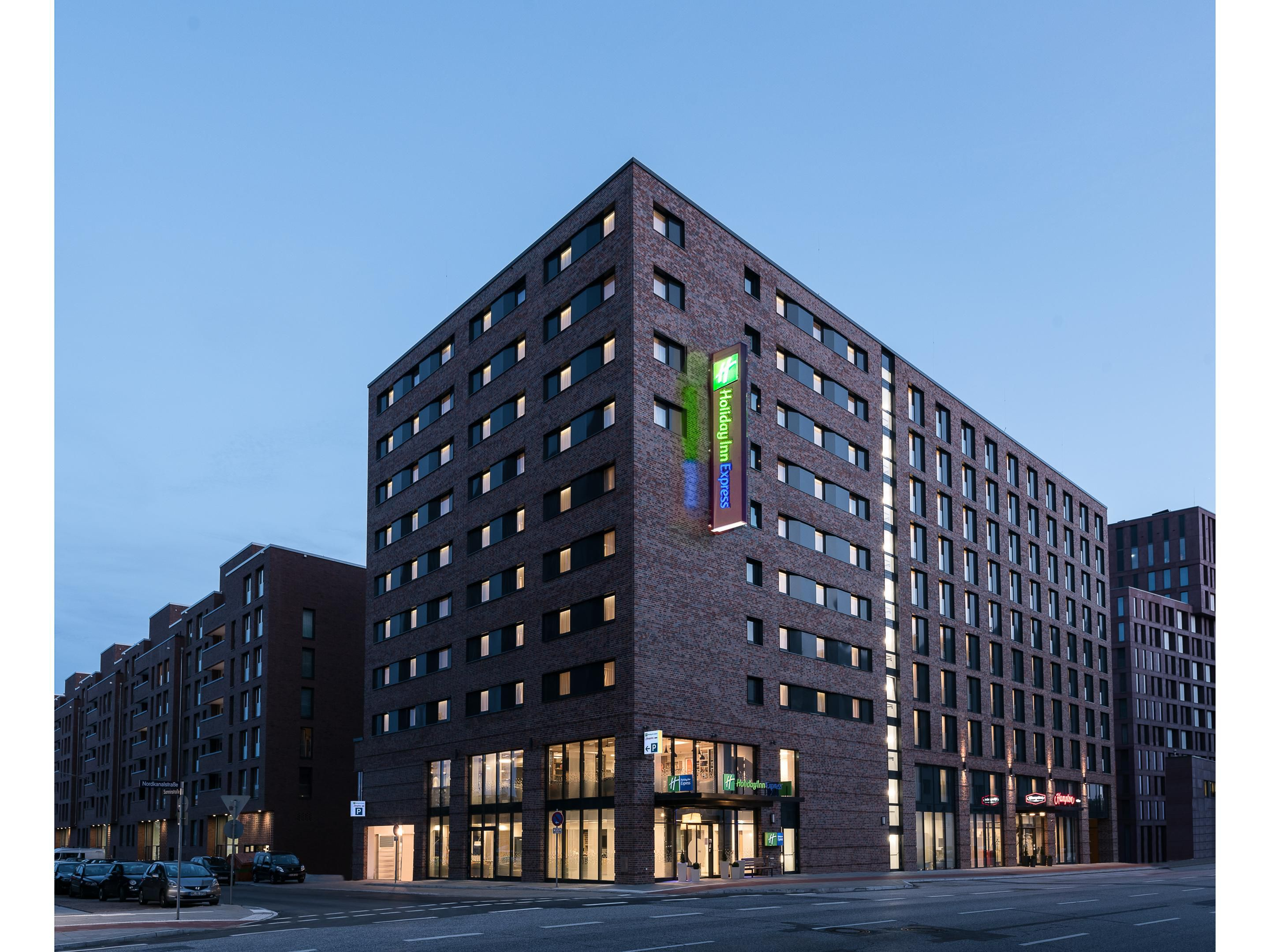 Hotel Holiday Inn Express City Center Hamburg