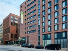 Holiday Inn Express Hamburgo - Hauptbahnhof