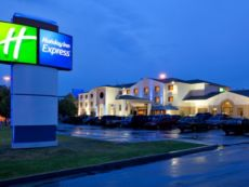 Holiday Inn Express Pittsburgh-North (Harmarville) in Butler, Pennsylvania
