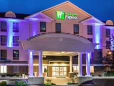 Holiday Inn Express Haskell中,韦恩区