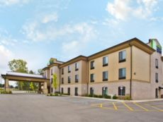 Holiday Inn Express Hastings in Charlotte, Michigan