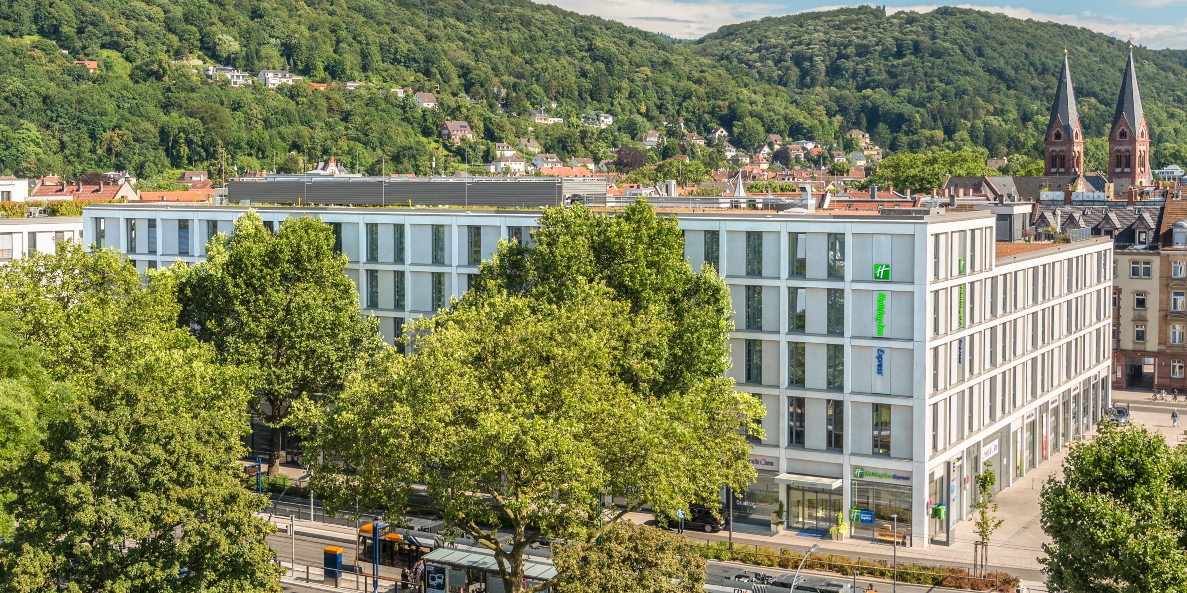 Hotel in Heidelberg Germany Holiday Inn Express Suites