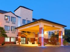Holiday Inn Express Henderson N Evansville South in Henderson, Kentucky