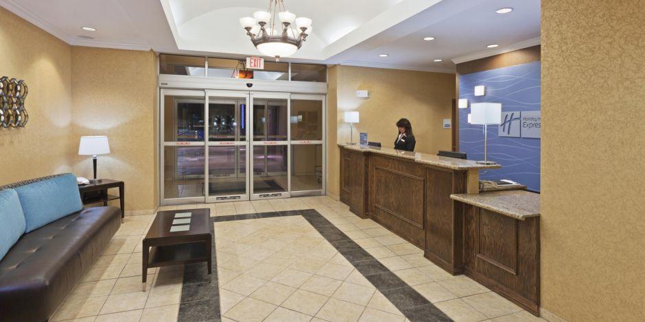 Entrance Exterior Feature Front Desk Hotel
