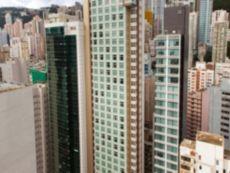 Holiday Inn Express Hong Kong SoHo in Hong Kong, Hong Kong
