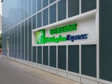Holiday Inn Express Hong Kong Mongkok