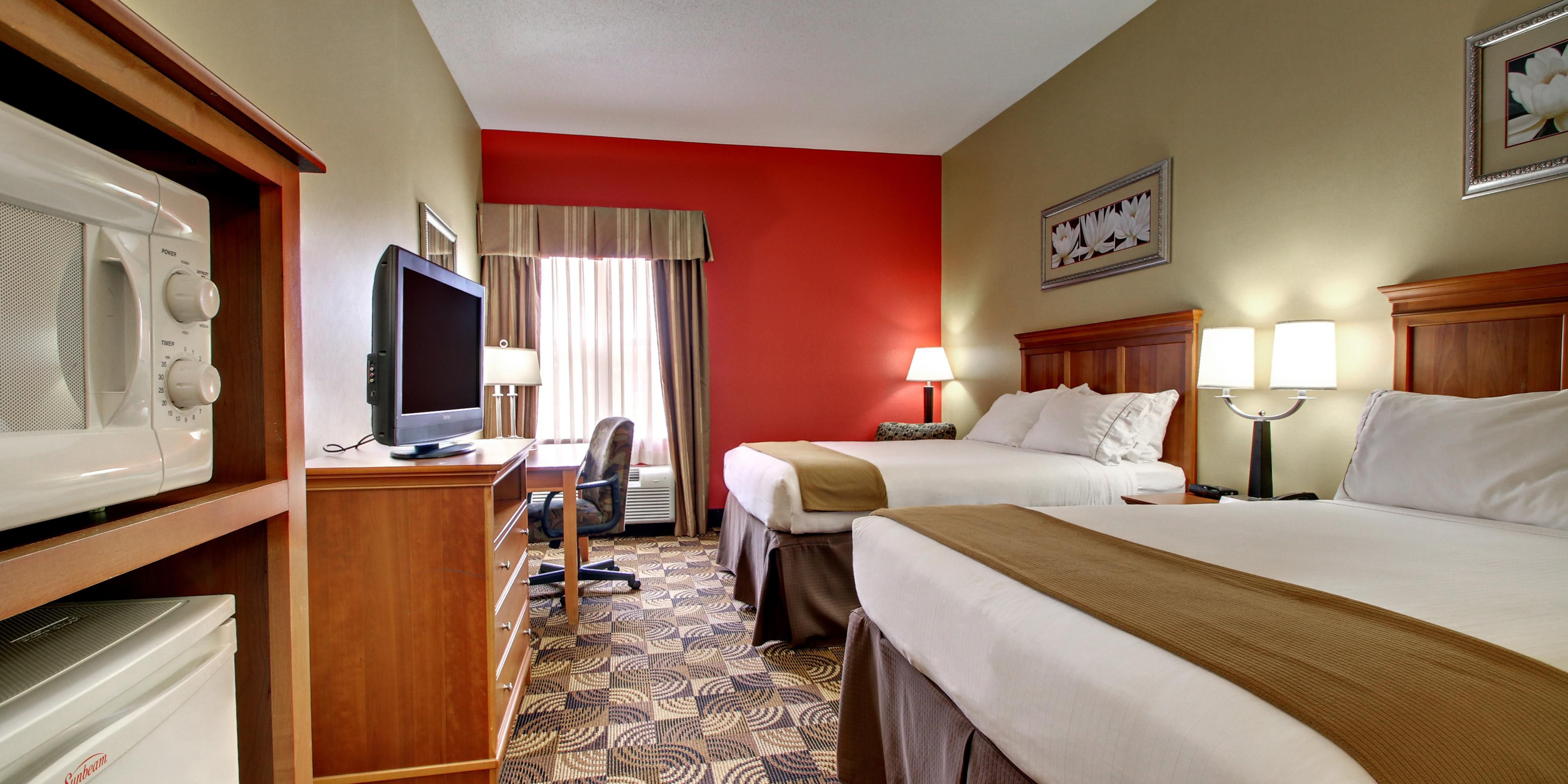 holiday inn express hurricane mills waverly hotel by ihg