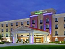 Holiday Inn Express Indianapolis - Southeast in Shelbyville, Indiana