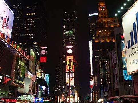Times Square -Manhattan NYC