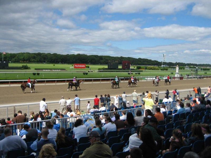 Belmont Stakes Park