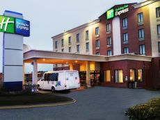 Holiday Inn Express New York JFK Airport Area in Jamaica, New York