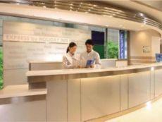 Holiday Inn Express Jinan Exhibition Center in Jinan, China