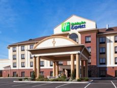 Holiday Inn Express Johnson City in Bristol, Virginia