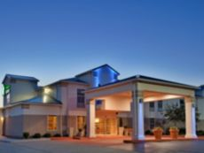 Holiday Inn Express Junction City in Abilene, Kansas