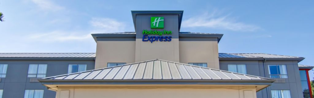 Welcome To The Holiday Inn Express Kamloops