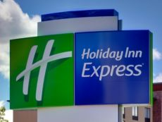 Holiday Inn Express Kansas City Downtown in Lansing, Kansas