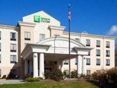 Holiday Inn Express Knoxville-Strawberry Plains in Clinton, Tennessee