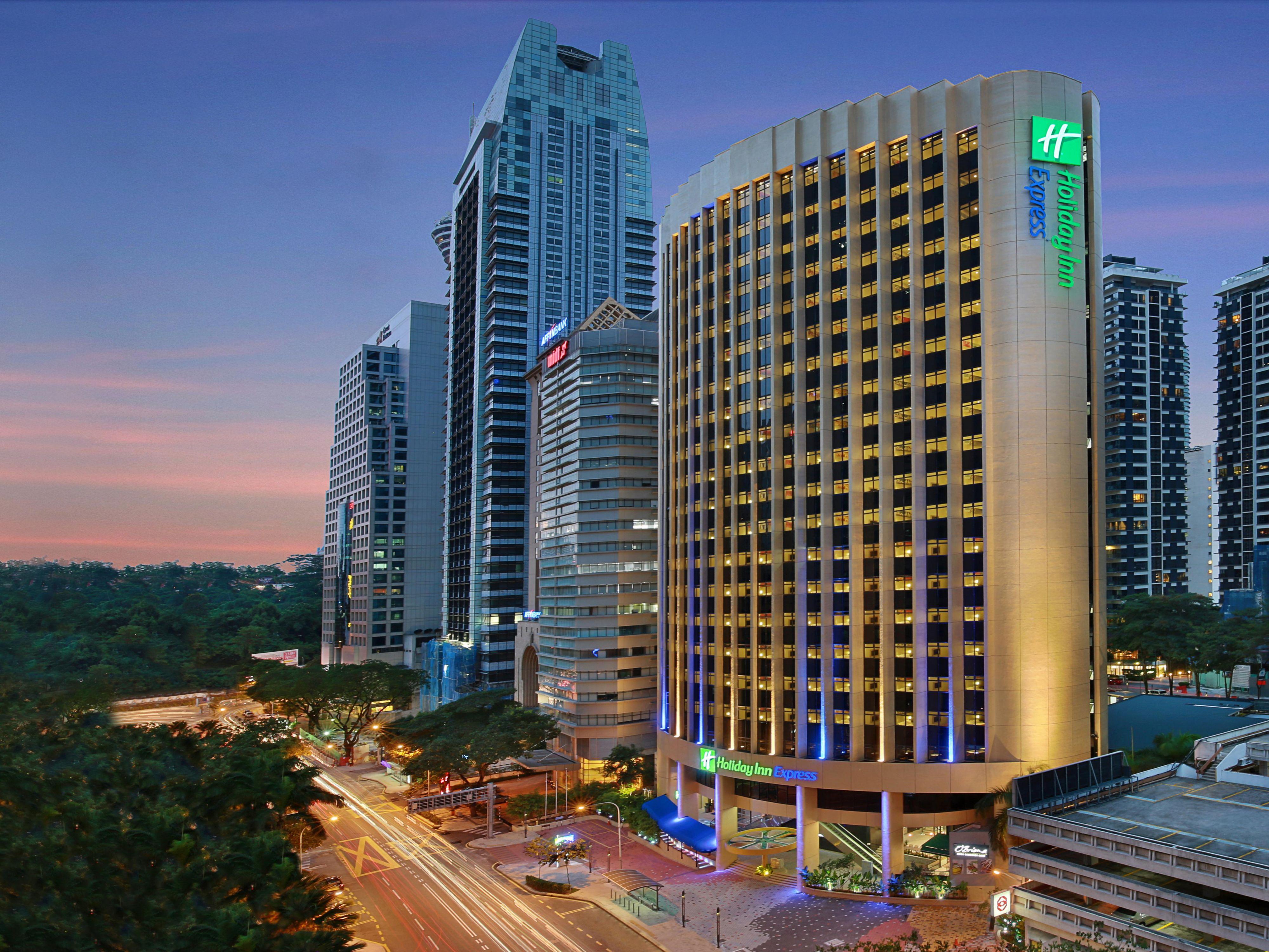 Hotel Holiday Inn City Centre