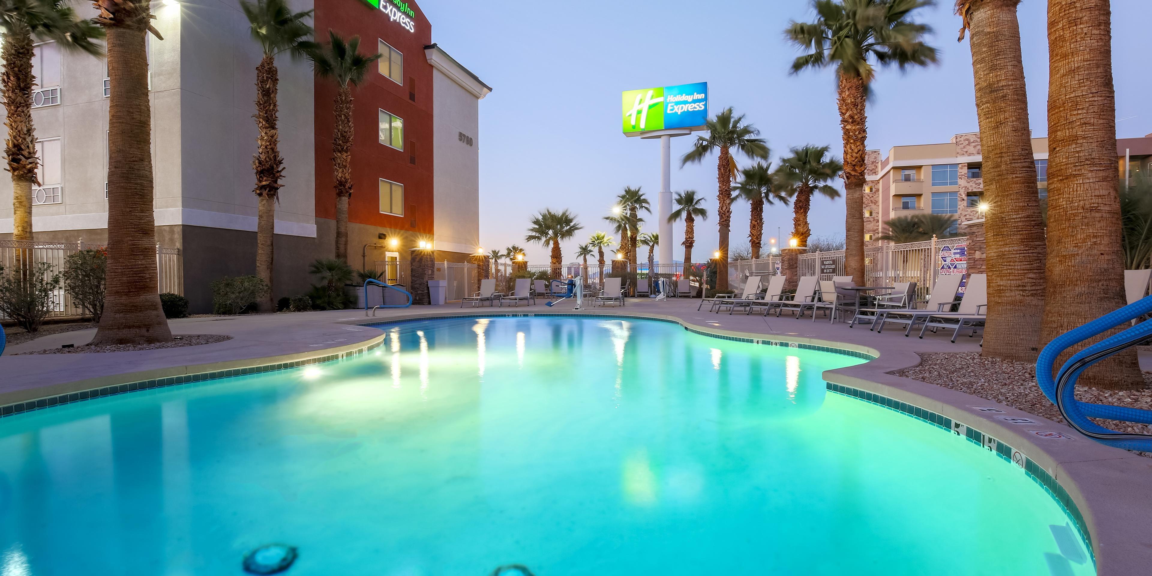 Holiday Inn Express Las Vegas - South Hotel by IHG