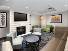 Holiday Inn Express Andover North-Lawrence in Salem, New Hampshire