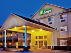 Holiday Inn Express Le Claire Riverfront-Davenport in Clinton, Iowa