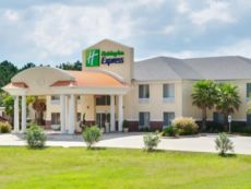 Holiday Inn Express Leesville-Ft. Polk in Leesville, Louisiana